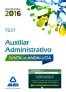 Permacultivo.es Auxiliares Administrativos De La Junta De Andalucía. Test Image