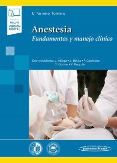 Descargar kindle book ANESTESIA CHM iBook de CARLOS TORNERO DIAZ 9788491104162