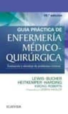 Iphone descargar gratis ebooks GUÍA PRÁCTICA DE ENFERMERÍA MÉDICO-QUIRÚRGICA, 10ª ED.