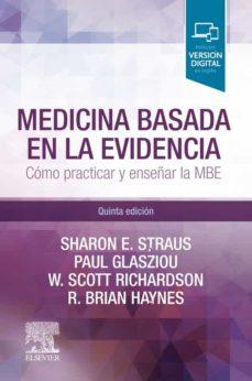 Descarga gratuita de libros electrónicos completos en pdf MEDICINA BASADA EN LA EVIDENCIA: COMO PRACTICAR Y ENSEÑAR LA MEDICINA BASADA EN LA EVIDENCIA in Spanish