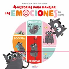 Descargar 4 HISTORIAS PARA MANEJAR LAS EMOCIONES DE GATITO gratis pdf - leer online
