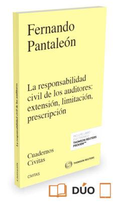 Javiercoterillo.es La Responsabilidad Civil De Los Auditores: Extensión, Limitación, Prescripción Image