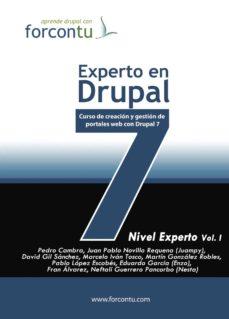 Inmaswan.es Experto En Drupal 7. Nivel Experto Vol.i Image