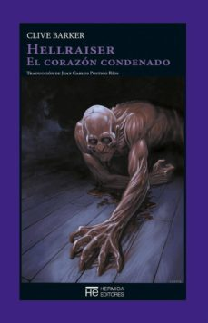 Descargas gratis ebooks pdf HELLRAISER: EL CORAZON CONDENADO