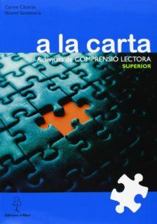Colorroad.es A La Carta: Comprensió Lectora Superior Image