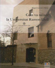 Colorroad.es Com Va Neixer La Universitat Ramon Llull Image