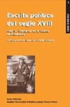 Trailab.it Escrits Politics Del Segle Xviii: Croniques De La Guerra De Succe Ssio (Vol. Iv) Image