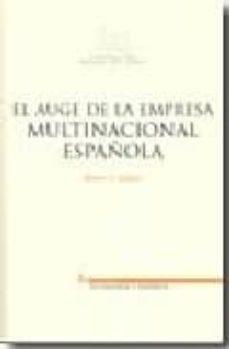 el auge de la empresa multinacional española-mauro f. guillen-9788497682862
