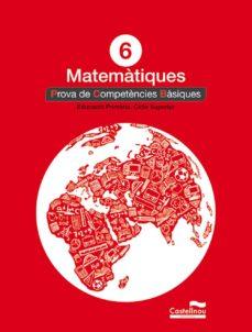 Relaismarechiaro.it Matemàtiques 6è. Prova De Competències Bàsiques Image