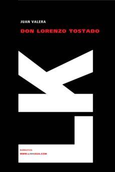 Inmaswan.es Don Lorenzo Tostado Image