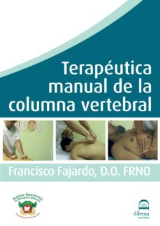 terapeutica manual de la columna vertebral (dvd)-francisco fajardo ruiz-9788498272062