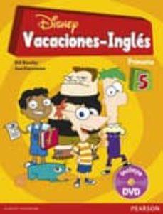 Encuentroelemadrid.es Vacaciones Disney Ingles 5º Primaria Image