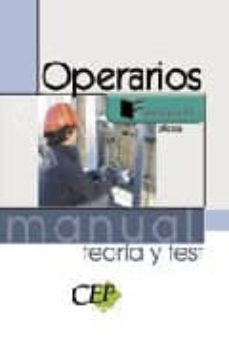 Comercioslatinos.es Manual Para Operarios, Teoria Y Test (3ª Ed) Image