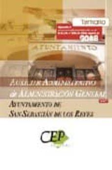 Permacultivo.es Temario Oposiciones Auxiliar Administrativo De Administracion Gen Eral. Ayuntamiento De San Sebastián De Los Reyes Image