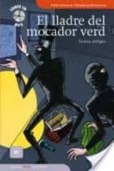 Ebook in inglese descargar gratis EL LLADRE DEL MOCADOR VERD (NIVELL INTERMEDI B1) (INCLOU CD) 9788498832662 (Spanish Edition)