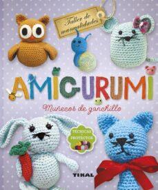 Ebook en formato txt descargar gratis AMIGURUMI: MUÑECOS DE GANCHILLO de VIRGINIA PAMPLIEGA in Spanish