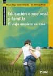 educación emocional y familia (ebook)-miquel àngel alabart saludes-eva martínez pardo-9788499806754