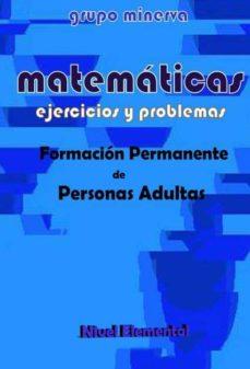 Debatecd.mx Matematicas P.c.p.i.s. Ejercicios Y Problemas De Nivel Elemental Image