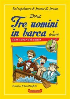 tre uomini in barca a fumetti (ebook)-jerome k. jerome-9788897589662