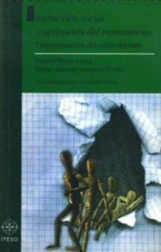 Permacultivo.es Interaccion Social Y Activacion Del Pensamiento: Transformacion D El Estilo Docente (2ª Ed.) Image