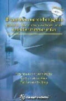 Libros gratis para descargar en computadora. FARMACOLOGIA PARA LICENCIADOS EN ENFERMERIA PDB de TERJE SIMONSEN