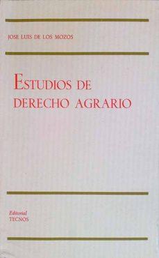 Costosdelaimpunidad.mx Estudios De Derecho Agrario Image