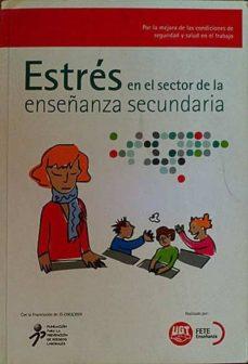 ESTRÉS EN EL SECTOR DE LA ENSEÑANZA SECUNDARIA - VV AA | Triangledh.org
