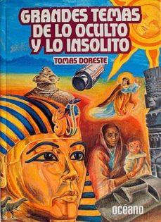 GRANDES TEMAS DE LO OCULTO Y LO INSÓLITO. 2 - VVAA | Triangledh.org