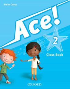 ace 2 course book  & songs cd pk-9780194007672