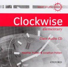 clockwise. class audio cd (elementary)-heather potten-jonathan potten-9780194338172