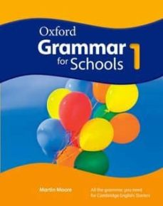 Descargar libros a iphone OXF GRAM SCHOOL 1 SB & ITOOLS DVD-ROM PK de  9780194559072