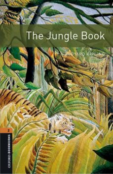 Descargas gratuitas de audiolibros en francés OXFORD BOOKWORMS 2 THE JUNGLE BOOK MP3 PACK (Literatura española) CHM ePub PDF de
