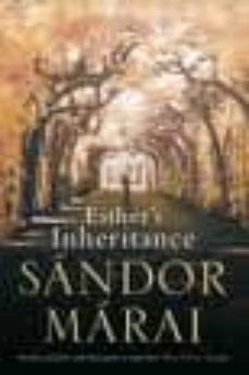 esther s inheritance-sandor marai-9780330504072