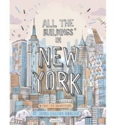 all the buildings in new york: that i ve drawn so far-james gulliver hancock-9780789324672