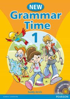 Ebook para descargas gratis NEW GRAMMAR TIME: STUDENT BOOK LEVEL 1 de  9781405866972