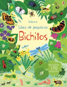 Followusmedia.es Bichitos (Libro De Pegatinas) Image