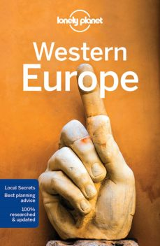 western europe 13th ed. (ingles) lonely planet country regional guides-9781786571472
