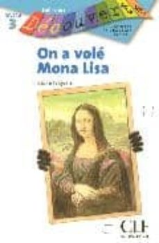 Descargando audiolibros gratis mp3 DECOUV ON A VOLE MONA LISA 9782090314472 de C.TALGUEN
