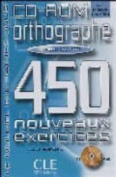 Relaismarechiaro.it Cd-rom Orthographe. 450 Nouveaux Exercices. (Niveau Debutant) Image