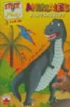 ANIMALES DINOSAURIOS (STICK & PLAY) - VV.AA. | Triangledh.org