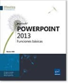 Ojpa.es Ofimática Profesional Powerpoint 2013 - Funciones Básicas Image