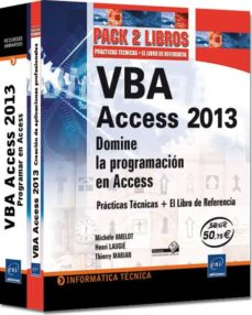 Descargar VBA ACCESS 2013 gratis pdf - leer online