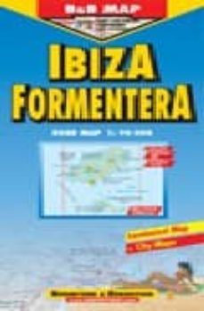 ibiza and formentera (1:900000) (berndtson and berndtson maps)-9783897075672