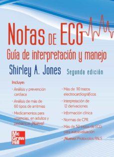 Descargar ebooks para ipad 2 NOTAS DE ECG de  in Spanish PDF 9786071506672