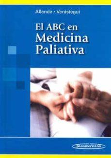 Enlaces de descarga de libros gratis EL ABC EN MEDICINA PALIATIVA.  1ª ED PDB CHM