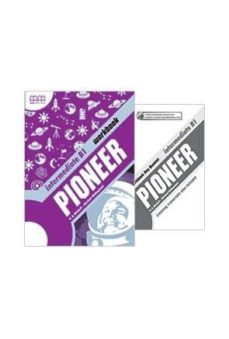 Ebook txt portugues descargar PIONEER INTERMEDIATE B1 WORKBOOK ONLINE PACK 9786180506372 de