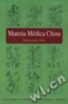 MATERIA MEDICA CHINA - VV.AA. | Adahalicante.org