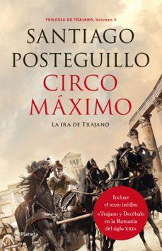 circo máximo (ebook)-santiago posteguillo-9788408063872