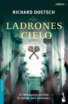 Descargas gratuitas de libros electrónicos para iPhone LOS LADRONES DEL CIELO de RICHARD DOETSCH 9788408069072 (Literatura española) PDF iBook FB2