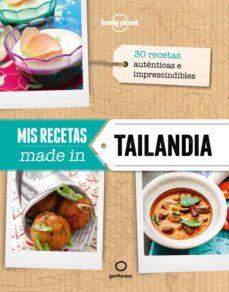 mis recetas made in tailandia-9788408132172